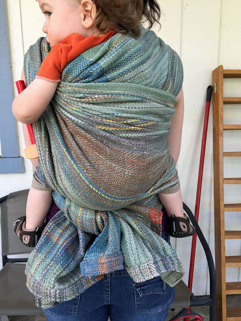 Baby Wraps Sandy Fisher Woven